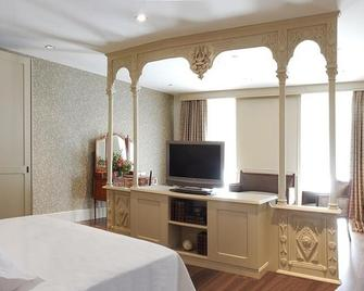 Gran Hotel La Perla - Pamplona - Schlafzimmer