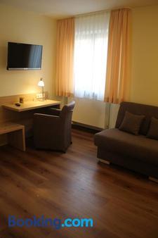 Hotel-Restaurant Stern - Geiselwind - Wohnzimmer