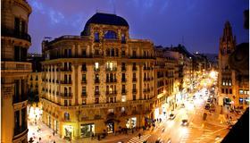 Ohla Barcelona - Barcelona - Outdoors view