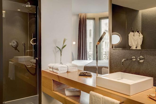 Ohla Barcelona - Barcelona - Bathroom