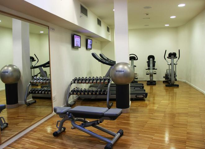 Ohla Barcelona - Barcelona - Gym