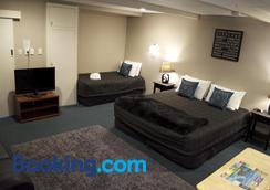 Diplomat Motel - Christchurch - Bedroom