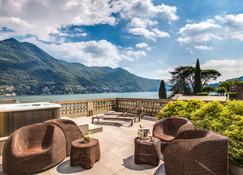 Grand Hotel Imperiale & Resort - Moltrasio - Balkon