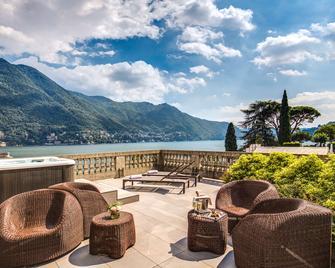 Grand Hotel Imperiale & Resort - Moltrasio - Балкон
