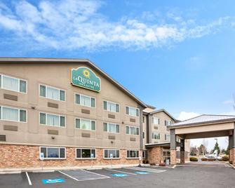 La Quinta Inn & Suites by Wyndham Meridian / Boise West - Meridian - Edificio