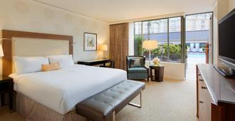 The Fairmont San Jose - San Jose - Makuuhuone