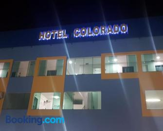 Hotel Colorado - Eunápolis - Building