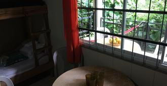Campamento & Hostel Cafeaventura - Alajuela - Comedor