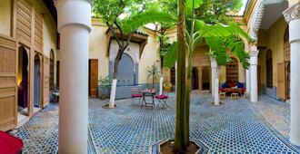 Riad La Maison D'à Côté - Meknes - Bedroom