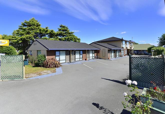 Classique Lodge Motel - Christchurch - Rakennus