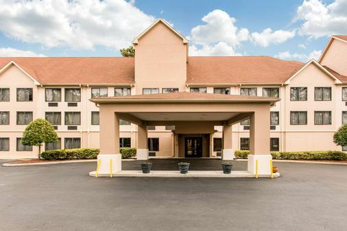 Comfort Suites Wilmington - Wilmington - Building