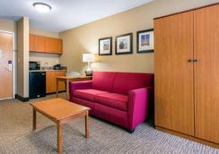 Comfort Suites Wilmington near Downtown - Wilmington - Bedroom