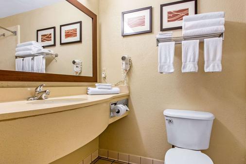 Comfort Suites Wilmington near Downtown - Wilmington - Bathroom