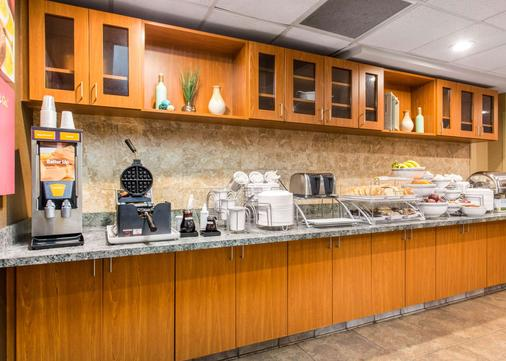 Comfort Suites Wilmington - Wilmington - Buffet