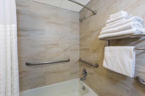 AmericInn by Wyndham La Crosse Riverfront Conference Center - La Crosse - Bathroom