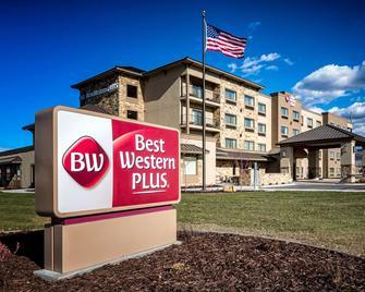 Best Western Plus Heber Valley Hotel - Heber City - Gebäude