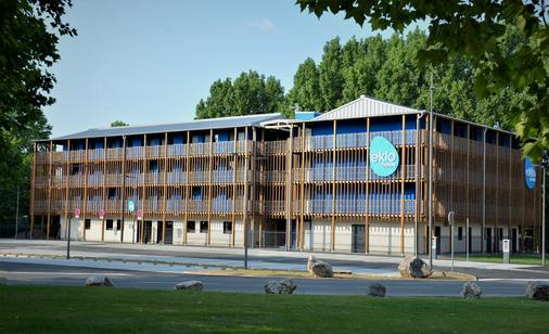 Eklo Hotels Lille - Λιλ - Κτίριο