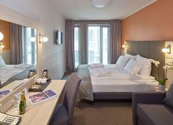 Wellton Riga Hotel & Spa - Ryga - Sypialnia