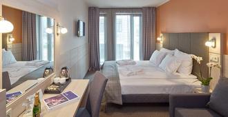 Wellton Riga Hotel & Spa - ריגה - חדר שינה