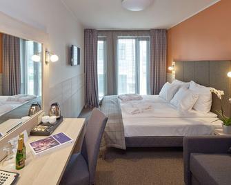Wellton Riga Hotel & Spa - Riga - Camera da letto