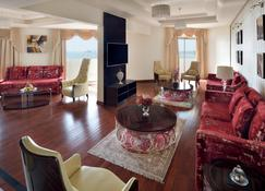 Intercontinental Jeddah - Jedda - Sala de estar
