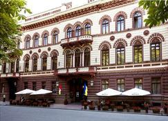 Londonskaya Hotel - Odesa - Rakennus