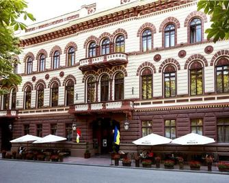 Londonskaya Hotel - Odesa - Building