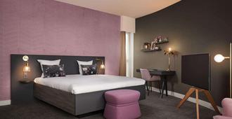 Van Der Valk Hotel Brussels Airport - Machelen - Bedroom