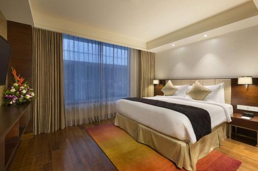班加羅爾賀巴爾豪生酒店 - 邦加羅爾 - 班加羅爾 - 臥室