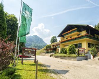 Hotel-Gasthof Sonnenbichl - Unterwössen - Budova