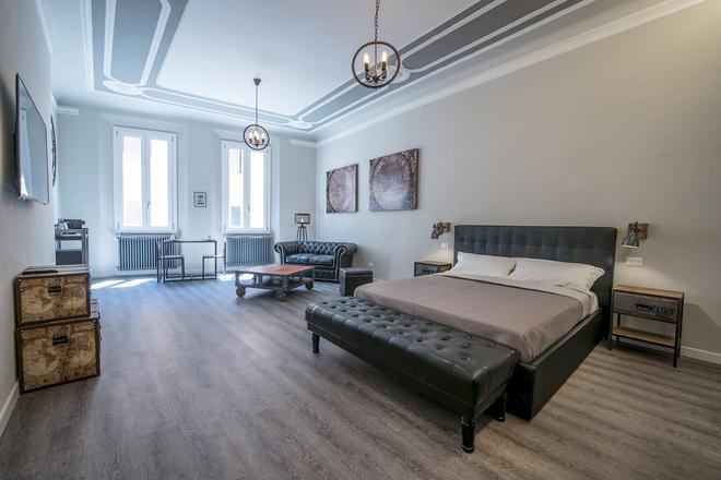 Steam House - Room & Breakfast - Bologna - Bedroom