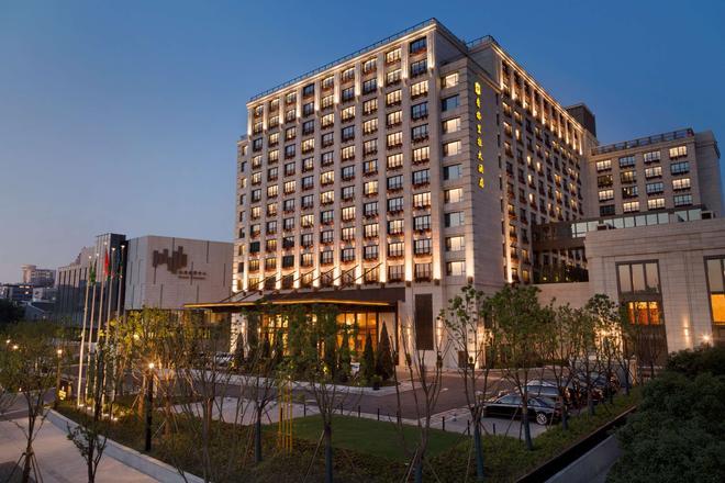 杭州城中香格里拉大酒店 - 杭州 - 建築