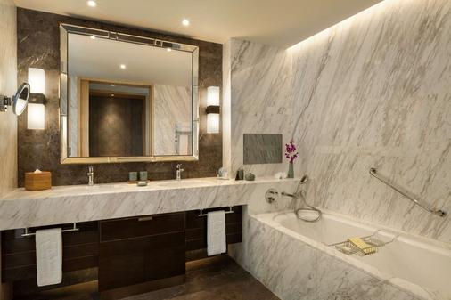 Midtown Shangri-La, Hangzhou - Hangzhou - Bathroom