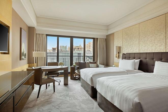 杭州城中香格里拉大酒店 - 杭州 - 臥室