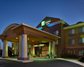 Holiday Inn Express & Suites Anniston/Oxford - Оксфорд - Building