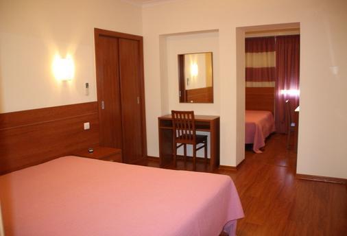 帕拉多拉酒店 - 里斯本 - 里斯本 - 臥室