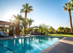 春天溫泉渡假村 - 沙漠溫泉 - 沙漠溫泉 - 游泳池