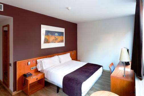 Hotel AA Viladomat by Silken - Barcelona - Phòng ngủ