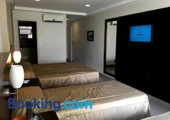 Lugus Hotel - Sao Paulo - Bedroom