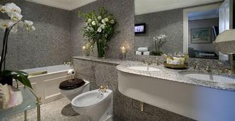 Egerton House Hotel - לונדון - חדר רחצה