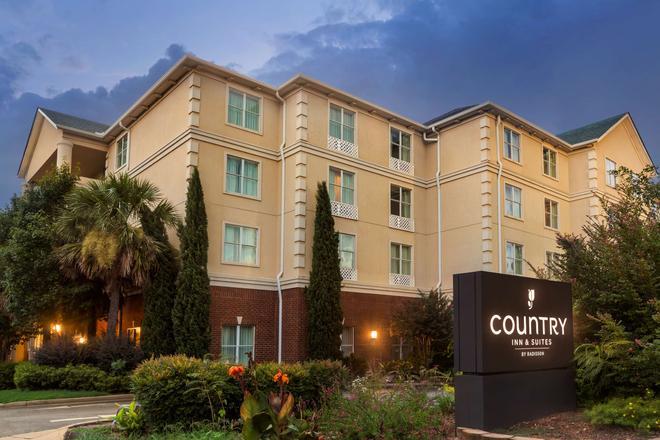 Country Inn & Suites by Radisson, Athens, GA - Athens - Rakennus