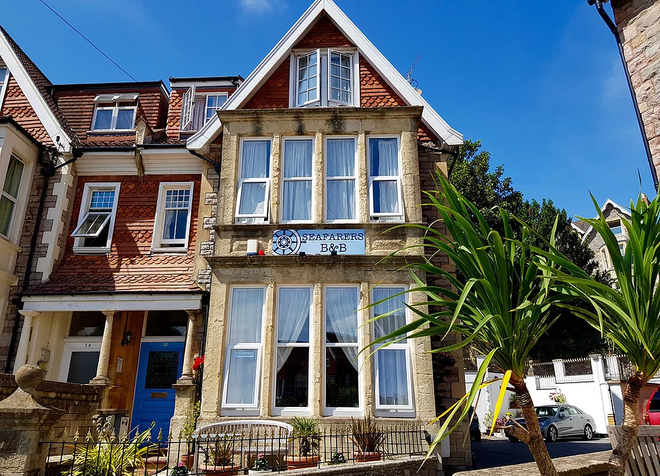 Victoria Lodge - Guest House - Weston-super-Mare - Κτίριο
