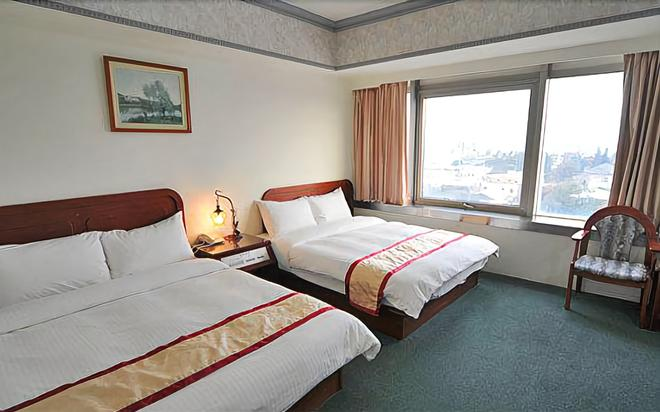 Sungting Hotel - Taitung City - Bedroom