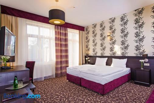 Cottonina Hotel & Mineral Spa Resort - Świeradów-Zdrój - Bedroom