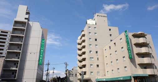 Green Hotel Kitakami - Kitakami - Outdoors view