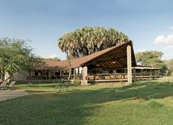 Ashnil Samburu Camp - Archers Post - Edifici
