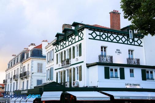 Hôtel Saint James - Biarritz - Κτίριο