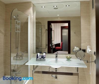 澤尼特畢爾包酒店 - 畢爾巴鄂 - 畢爾巴鄂 - 浴室
