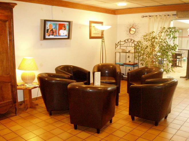 Brit Hotel Poitiers Beaulieu - Poitiers - Oleskelutila
