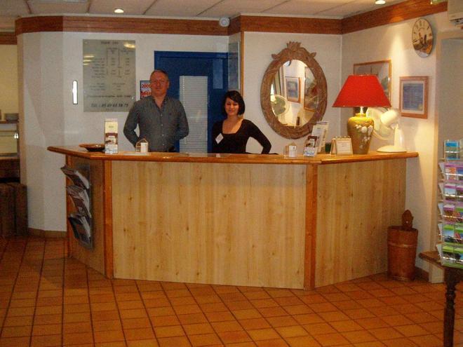 Brit Hotel Poitiers Beaulieu - Poitiers - Vastaanotto